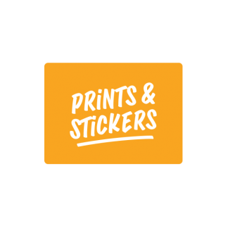 Prints & Stickers